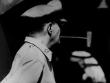 General Douglas Macarthur Smoking His Corn Cob Pipe