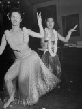 Hula Dancers Performing in House of Representatives Chamber