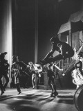 "Actors Dancing in a Scene from the Ballet ""Frankie and Johnnie"""