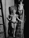 "Actress Betty Grable Acting in Motion Picture ""Mother Wore Tights"""