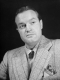 Comedian Bob Hope Expressing Arrogance