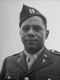 An African American Serving in the US Army