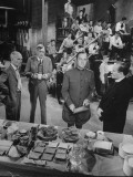 Actor William Powell Appearing in Church Scene