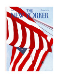 The New Yorker Cover - July 2  1990