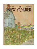 The New Yorker Cover - August 27  1984