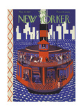 The New Yorker Cover - May 21  1927