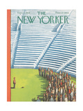 The New Yorker Cover - September 11  1954