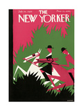 The New Yorker Cover - July 25  1925