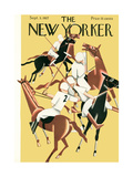 The New Yorker Cover - September 3  1927
