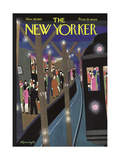 The New Yorker Cover - November 30  1929