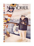 The New Yorker Cover - July 22  1933
