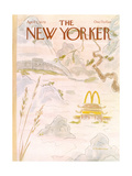 The New Yorker Cover - April 2  1979