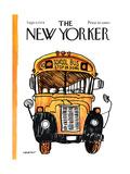The New Yorker Cover - September 9  1974