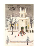 The New Yorker Cover - December 18  1948