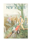 The New Yorker Cover - May 8  1948