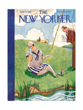 The New Yorker Cover - June 30  1928