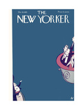 The New Yorker Cover - October 31  1925