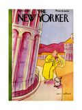 The New Yorker Cover - April 25  1931