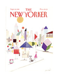 The New Yorker Cover - September 14  1981
