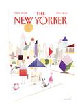 The New Yorker Cover - September 14  1981