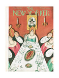 The New Yorker Cover - November 24  1928