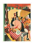 The New Yorker Cover - November 22  1930