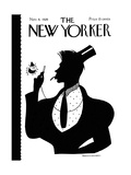 The New Yorker Cover - November 6  1926