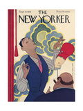 The New Yorker Cover - September 29  1928