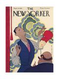 The New Yorker Cover - September 29  1928