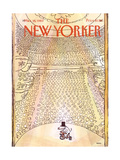 The New Yorker Cover - March 14  1983