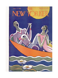 The New Yorker Cover - July 17  1926