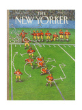 The New Yorker Cover - November 6  1989