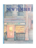 The New Yorker Cover - March 30  1987