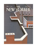 The New Yorker Cover - March 5  1990
