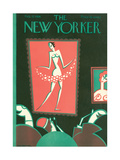 The New Yorker Cover - February 27  1926