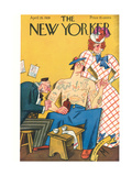 The New Yorker Cover - April 28  1928