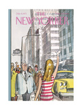 The New Yorker Cover - July 8  1972