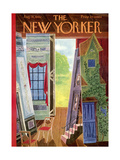 The New Yorker Cover - August 18  1962