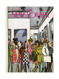 The New Yorker Cover - November 19  1966