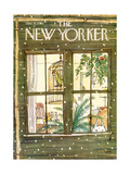 The New Yorker Cover - January 9  1978