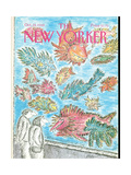 The New Yorker Cover - October 24  1988