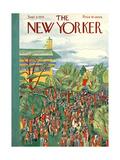 The New Yorker Cover - September 8  1934