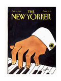 The New Yorker Cover - February 10  1992