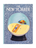 The New Yorker Cover - March 12  1990