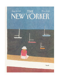 The New Yorker Cover - August 29  1983