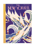 The New Yorker Cover - July 27  1929