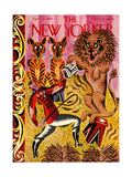 The New Yorker Cover - April 14  1934