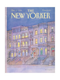 The New Yorker Cover - December 17  1984