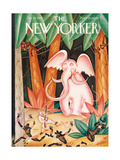 The New Yorker Cover - January 19  1929