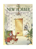 The New Yorker Cover - January 23  1984
